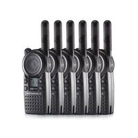 Motorola CLS1410 Professional Two Way Radio (6 Pack)