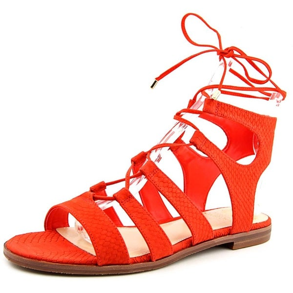 Vince Camuto Tany Open Toe Leather Gladiator Sandal