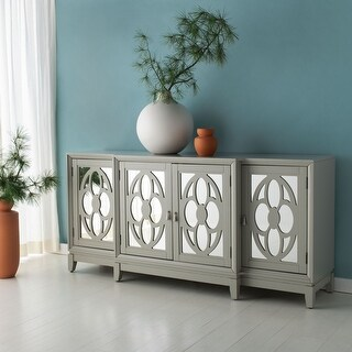 Safavieh Couture Madeleine Mirrored Sideboard