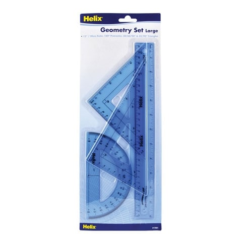 Helix - Technical Drawing Set - Large
