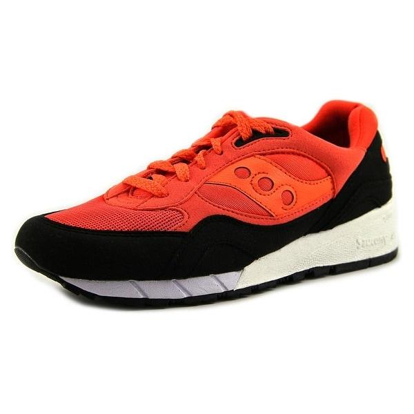 Saucony Shadow 6000 Men Round Toe Synthetic Orange Running Shoe