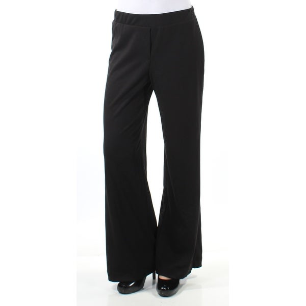 69244429a Shop Womens Black Wear To Work Pants Size XS - Free Shipping On Orders Over  $45 - Overstock - 21216697