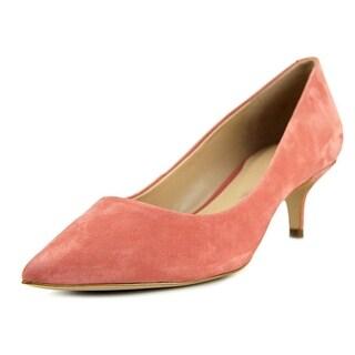 Aldo Sieria Pointed Toe Leather Heels