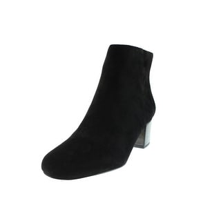 Sam Edelman Womens Edith Ankle Boots Suede Shoes