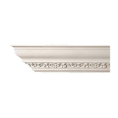 Cornice White Urethane Sample of 10981 Renovator's Supply
