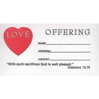Offering Env Love Offering