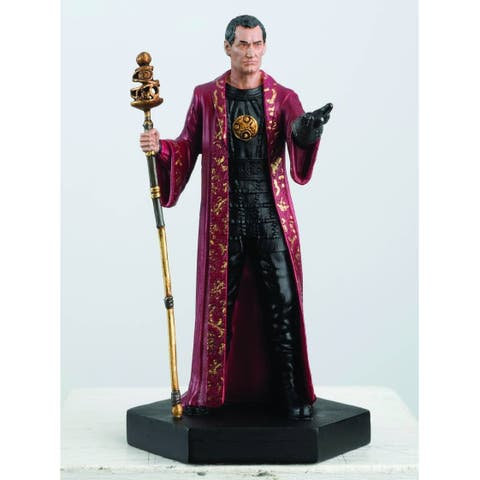 """Doctor Who Rassilon """"The End of Time"""" 4"""" Resin Figure - multi"""