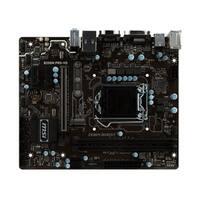 MSI Motherboard B250M PRO-VD Core i3/i5/i7 B250 LGA1151 DDR4 SATA PCI Express USB micro-ATX Retail