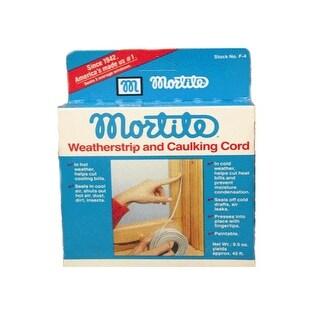 Frost King F4 Mortite Caulking Cord, Grey, 45' Roll