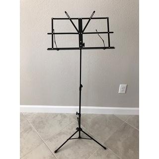 Ravel Black Folding Music Stand