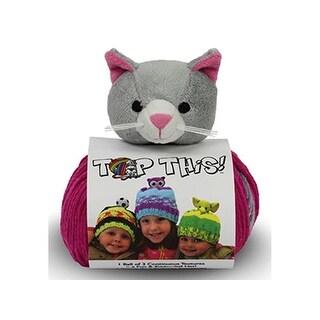 DMC Yarn Kit Top This Kitten
