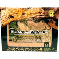 Terrarium Starter Kit Arid Environment