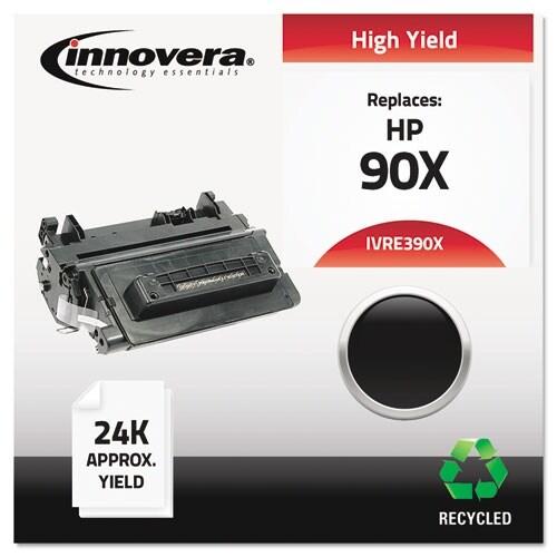 Innovera Remanufactured High Yield Toner Cartridge E390X Remanufactured Toner