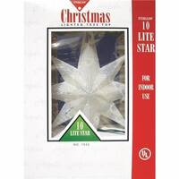 J Hofert 10Lt Str Mlt Tree Topper 1942 Unit: BOX