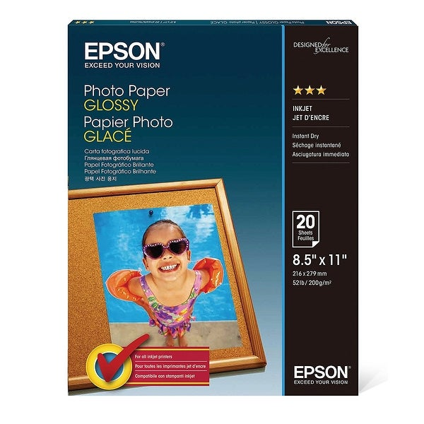 Epson - Open Printers And Ink - S041141