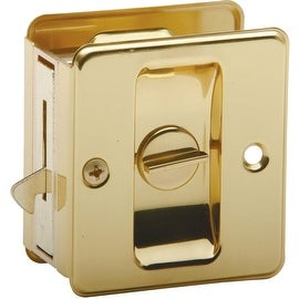 Schlage Pb Priv Pocket Door Pull