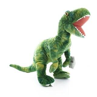 "Jurassic World 17"" Plush Green Raptor - multi"