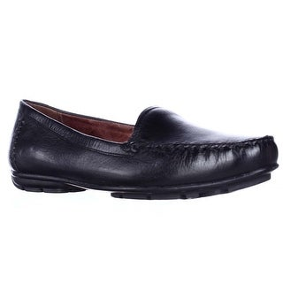 naturalizer Kellyn Casual Loafer Moccasins - Black