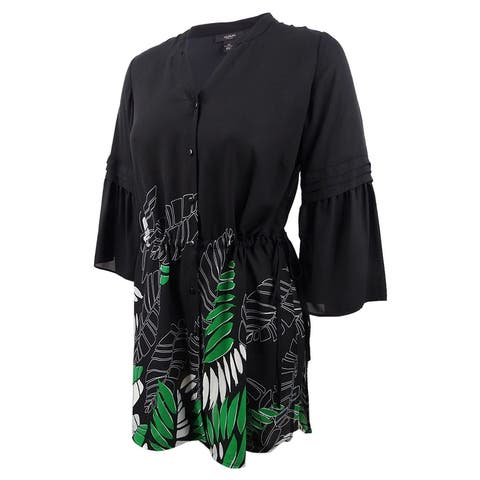 577715a4668 Buy Alfani Women's Plus-Size Tops Online at Overstock   Our Best ...