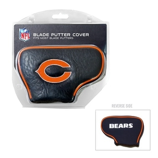 Chicago Bears NFL Putter Golf Club Blade Cover - multi