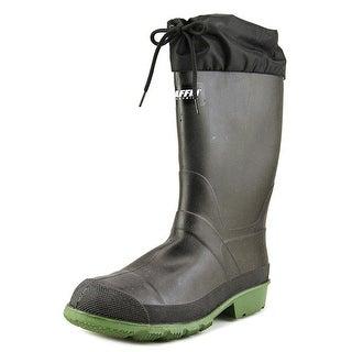 Baffin Hunter Steel Toe Men  Round Toe Synthetic Black Winter Boot