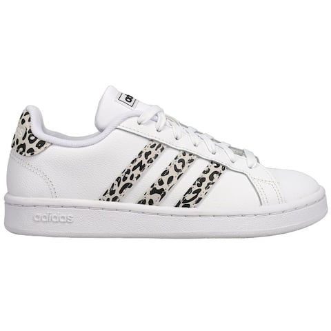 adidas Grand Court Womens Sneakers Shoes Casual - White