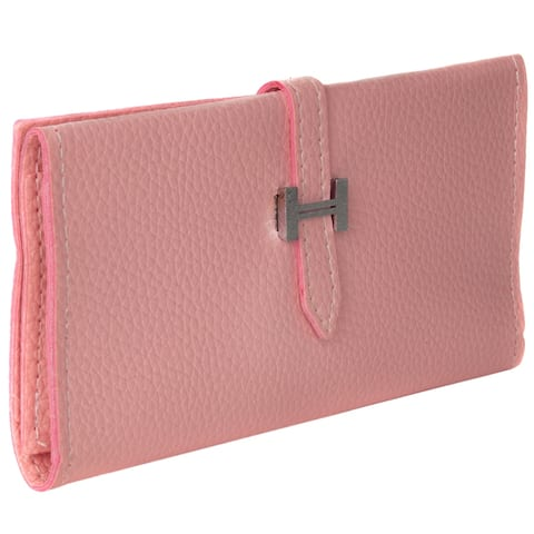 Womens Wallet Clutch Organizer Multi Card Pocket Mobile Phone Holder