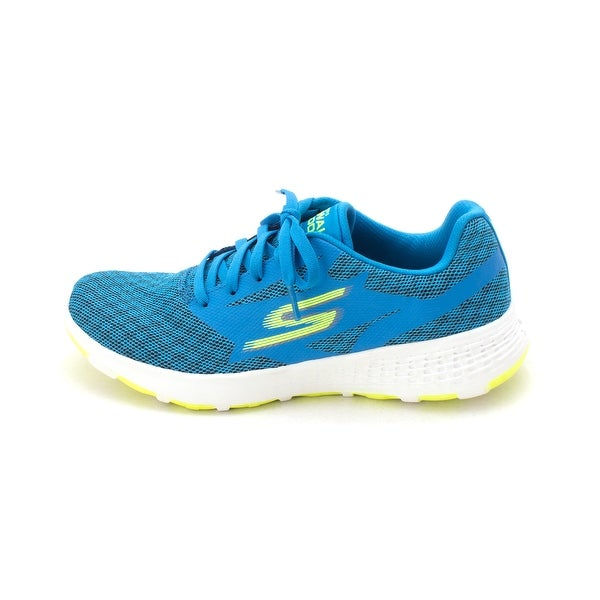 Skechers Mens Gowalk Cool Fabric Low Top Lace Up Running Sneaker