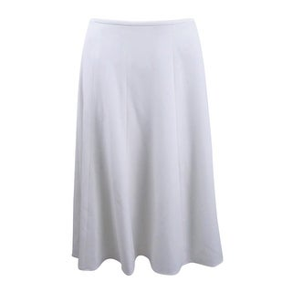 Calvin Klein Women's Long Soft Skirt