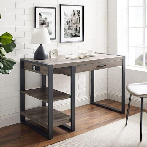 Carbon Loft Nesmith 48-inch Urban Computer Desk