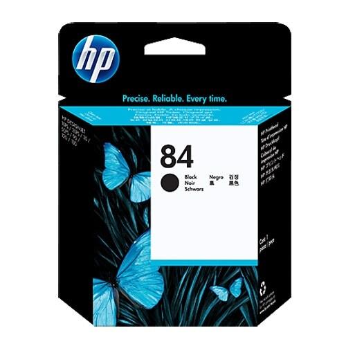HP 84 Black DesignJet Printhead (C5019A) (Single Pack)