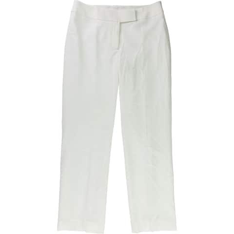 Tahari Womens Crepe Suit Dress Pants