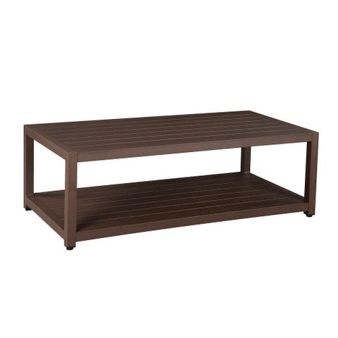 48'' Rectangle Coffee Table
