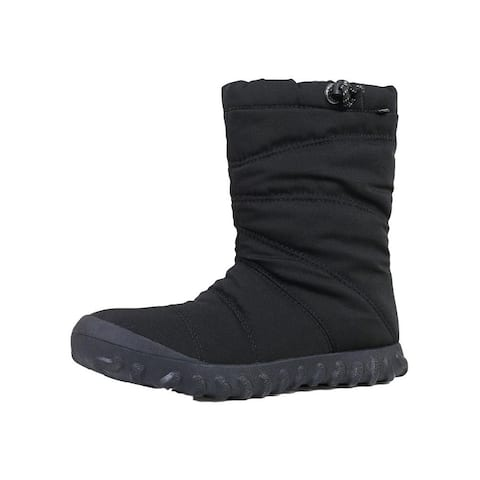 """Bogs Outdoor Boots Womens B Puffy Mid 9"""" Pull On Waterproof"""