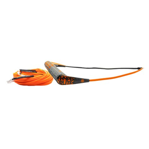 Hyperlite team handle w/75' silicone x-line combo - 77000400