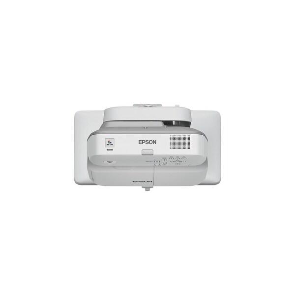 Epson PowerLite 680 3LCD Projector PowerLite 680 3LCD Projector