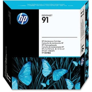 Hewlett Packard C9518A HP No. 91 Maintenance Cartridge For DesignJet Z6100 Print