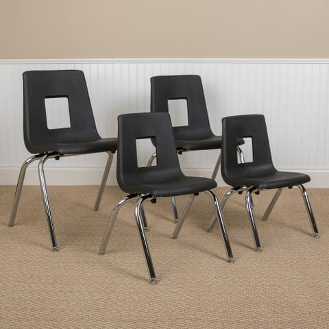 Advantage Student Stack School Chair - 14-inch