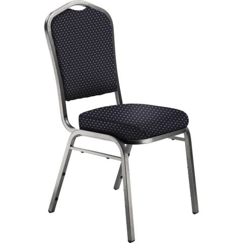 (20 Pack) National Public Seating 9300 Series Fabric Stack Chairs