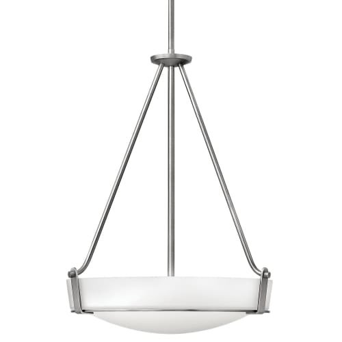 Hinkley Lighting 3222 4 Light Full Sized Foyer Pendant from the Hathaway Collection