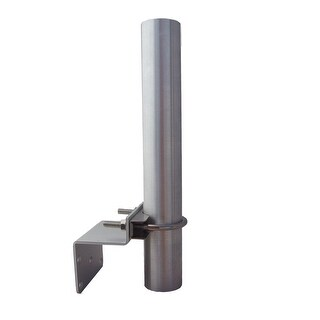 Pole Mounting Assembly for Yagi and Omni Outdoor Antennas (10in)