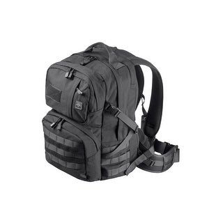 Monoprice Pure Outdoor 32L Survival Tactical Backpack, Black