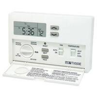 Lux TX500E Smart Temp Programmable Thermostat