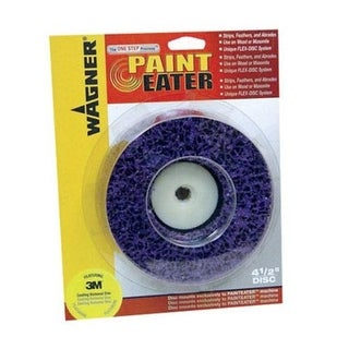 Wagner 0513041 Paint Eater Replacement Disc, 4-1/2""