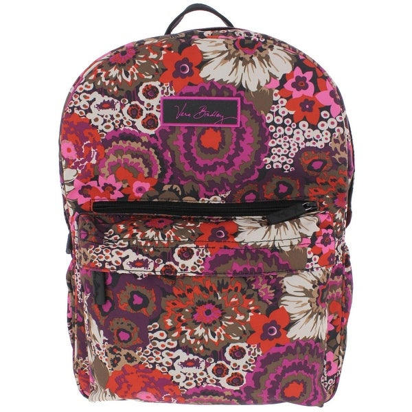 36e20499ba Shop Vera Bradley Womens Backpack Canvas - Free Shipping Today ...