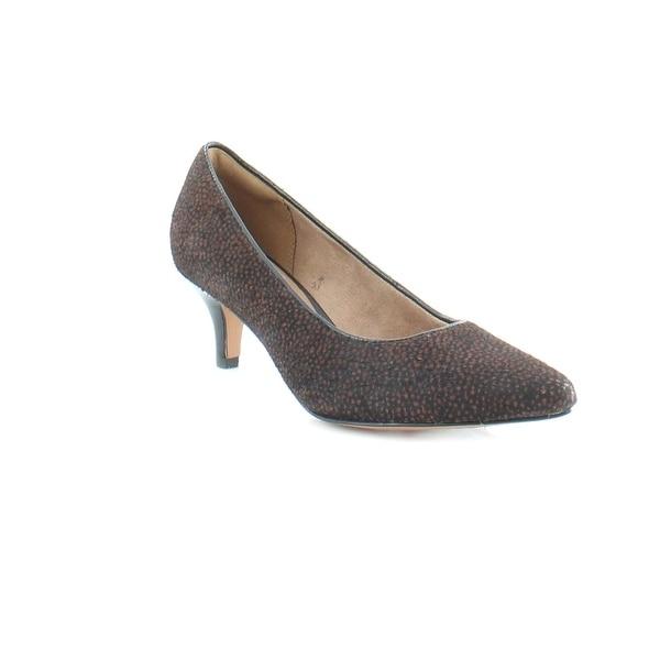 Clarks Sage Copper Women's Heels Black/Brown