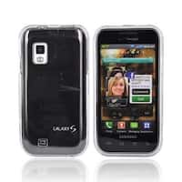 Snap-On Protector for Samsung Fascinate i500 Galaxy S - Clear (Bulk Packaging)