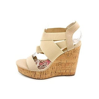 Madden Girl Women Eastt Wedge Sandals