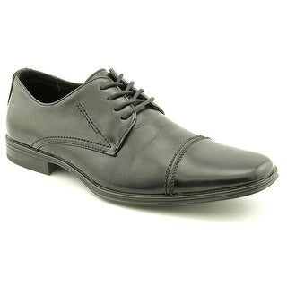 Stacy Adams Montgomery W Square Toe Leather Oxford