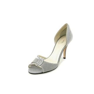 Caparros Muriel Open-Toe Synthetic Heels